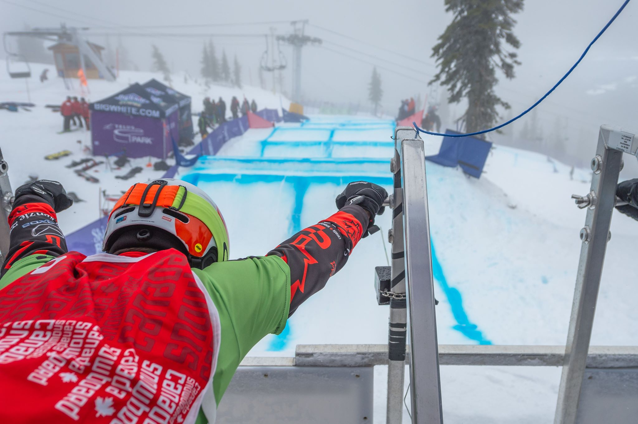 L'ESPRIT SPORTIF TVA – Snowboardcross: Eliot Grondin- Golf: Escapade en Beauce