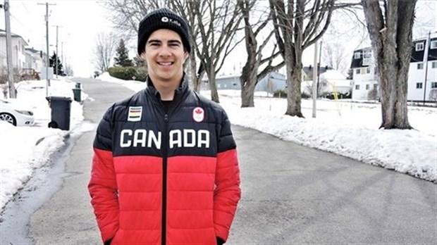 Éliot Grondin : athlète de l'année 2018