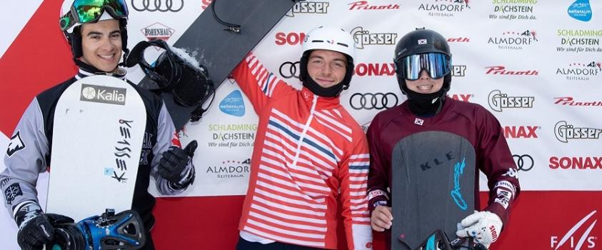 Éliot Grondin vice-champion du monde junior pour une deuxième fois