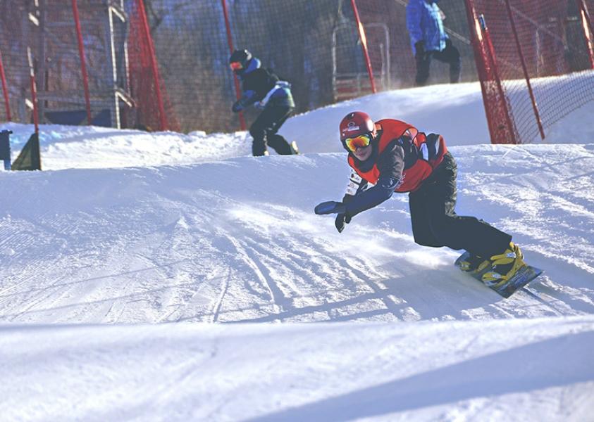 Éliot Grondin est champion canadien