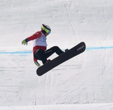 Canadian snowboarder Eliot Grondin wins bronze at world championship