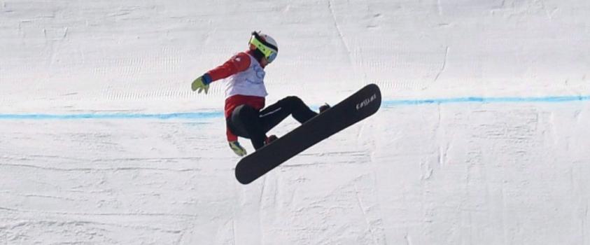 Canadian snowboarder Eliot Grondin wins bronze at world championship