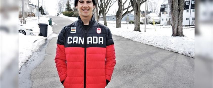 Snowboard cross : comment Éliot Grondin fait sa place dans la cour des grands
