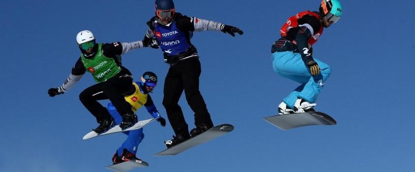 Eliot Grondin, la nouvelle tête d'affiche du snowboardcross