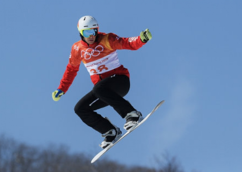 La course folle d'Eliot Grondin pour se rendre aux Jeux olympiques de Pyeongchang